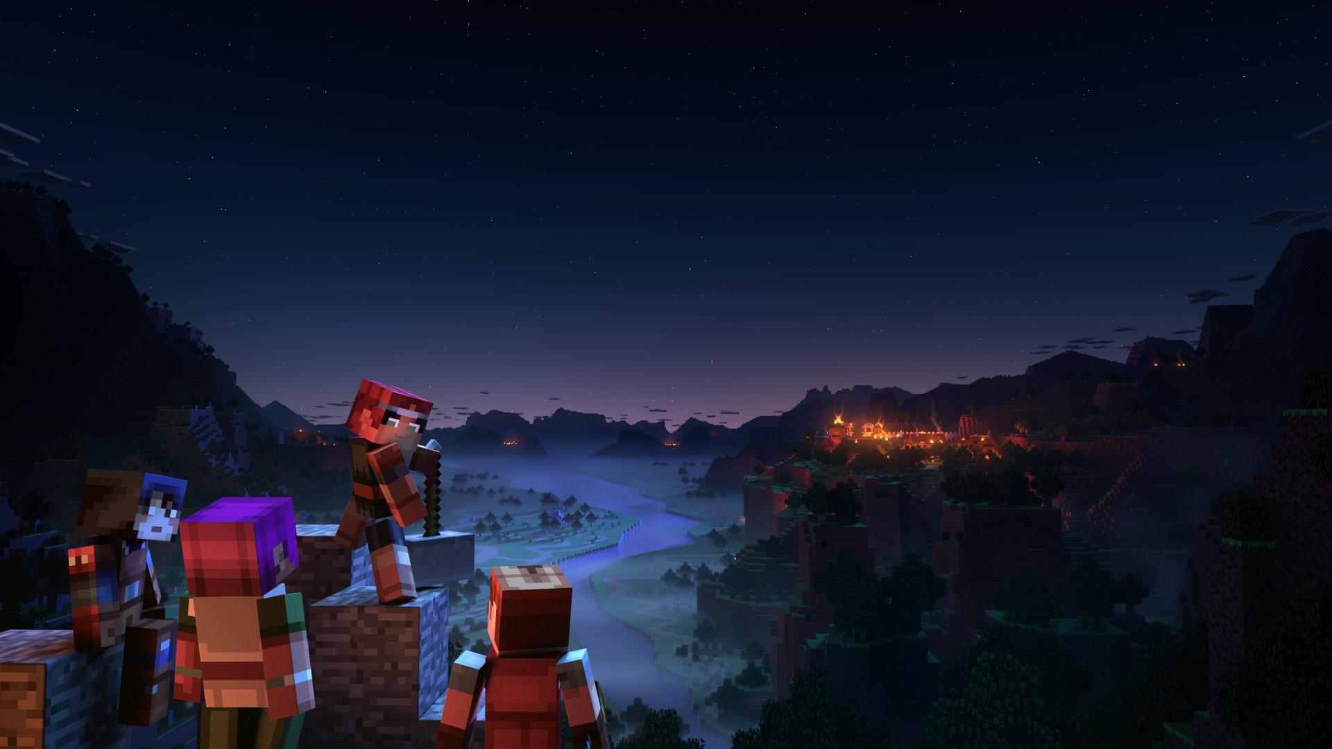 Minecraft Dungeons 2