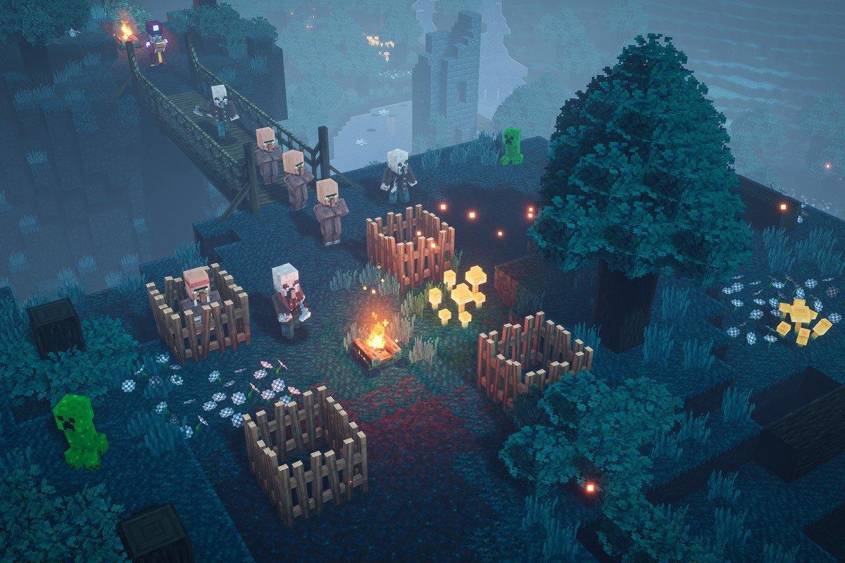 Minecraft Dungeons 3