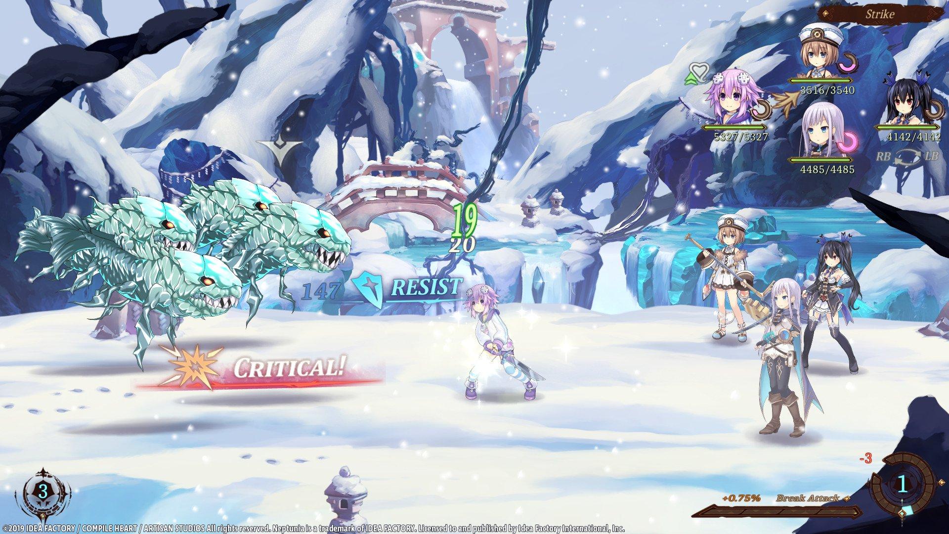 Super Neptunia RPG 10