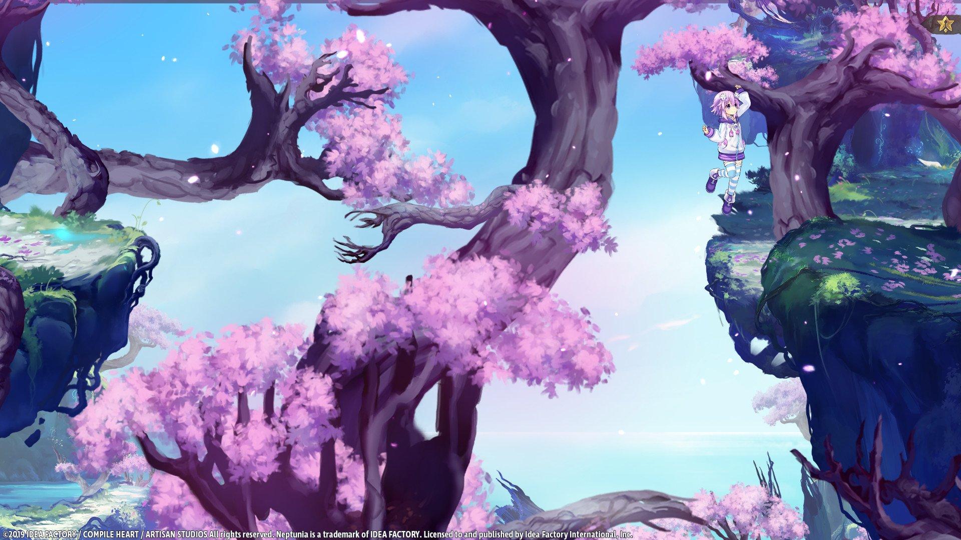 Super Neptunia RPG 11
