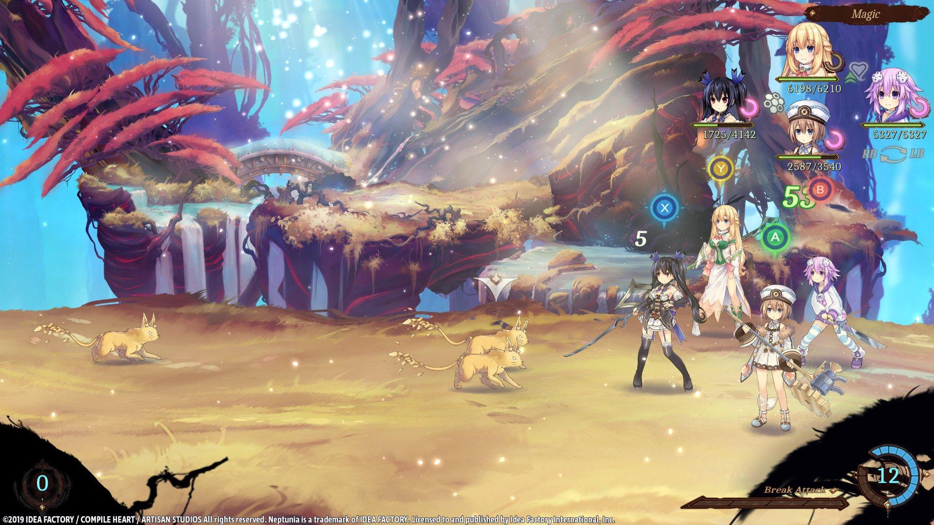 Super Neptunia RPG 9