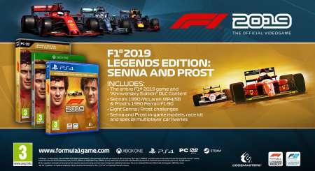 F1 2019 Legends Edition 1
