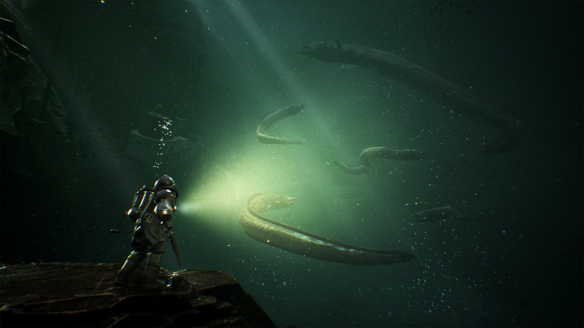 The Sinking City 5