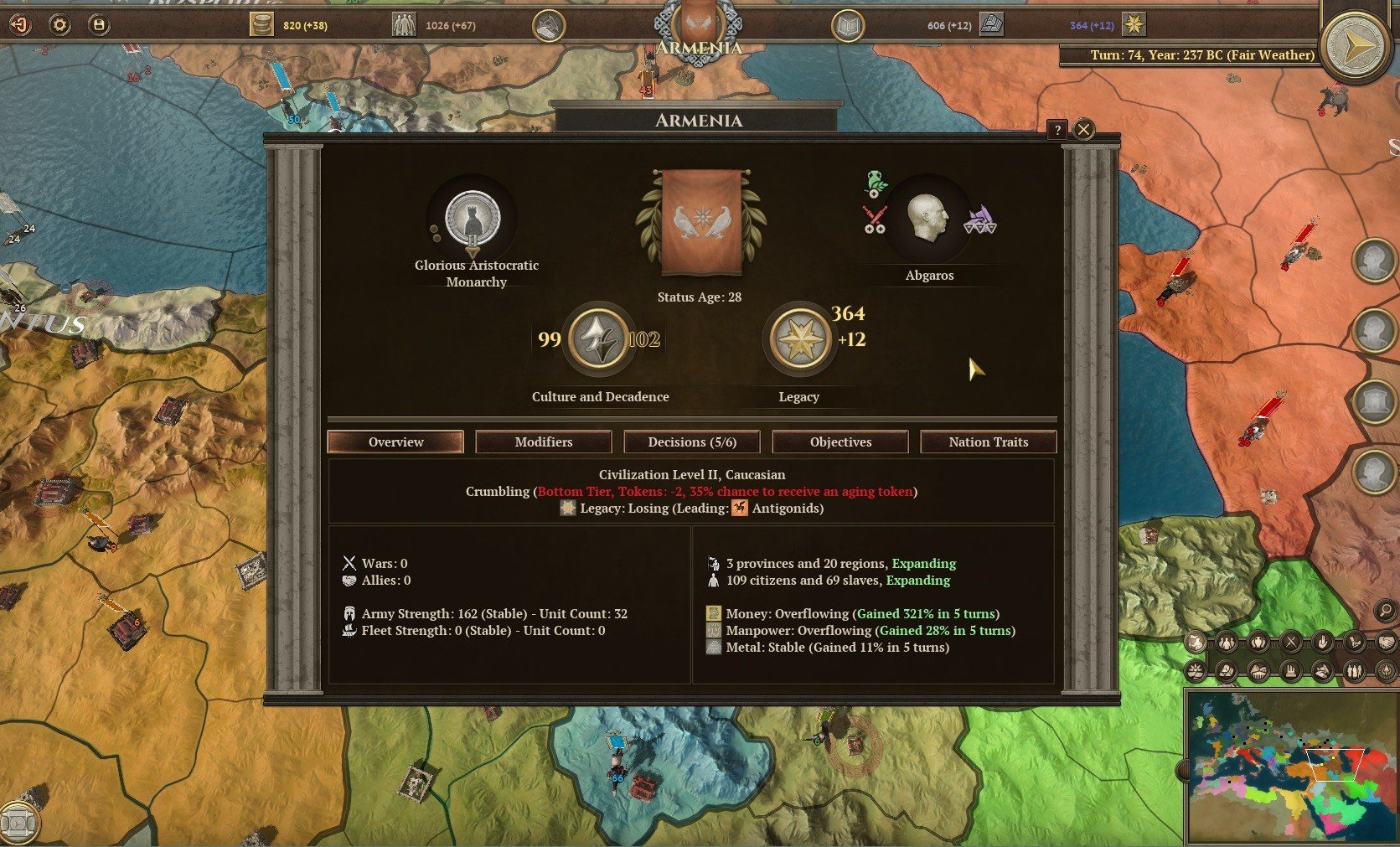 Field of Glory Empires 17