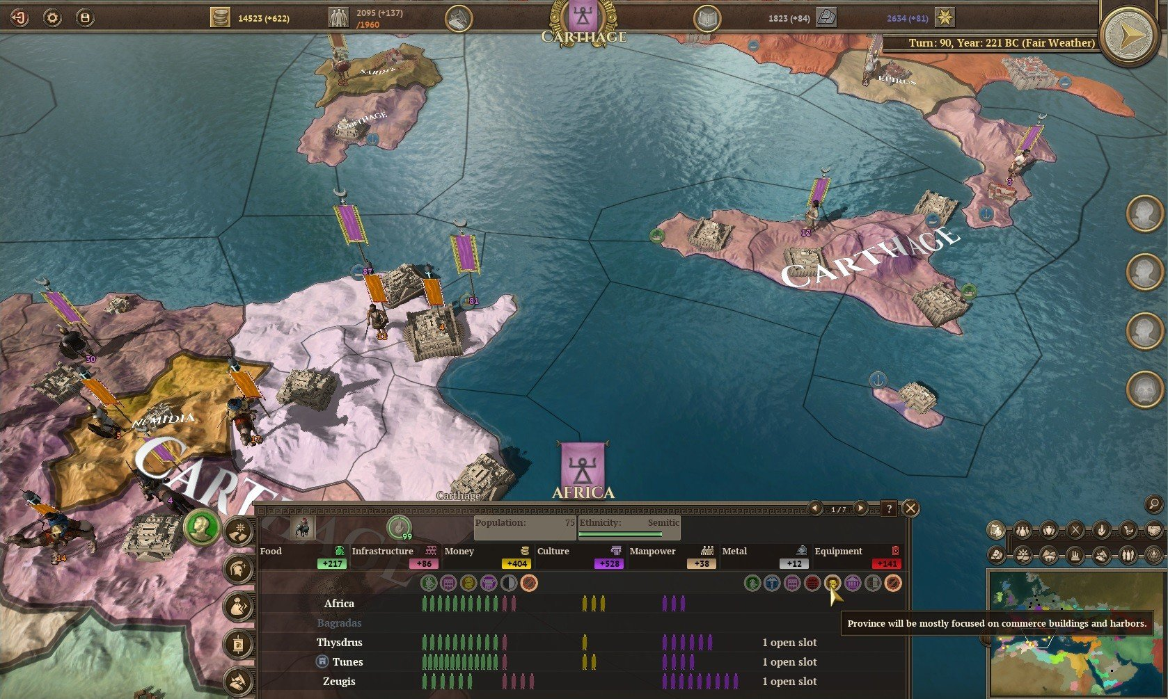 Field of Glory Empires 19