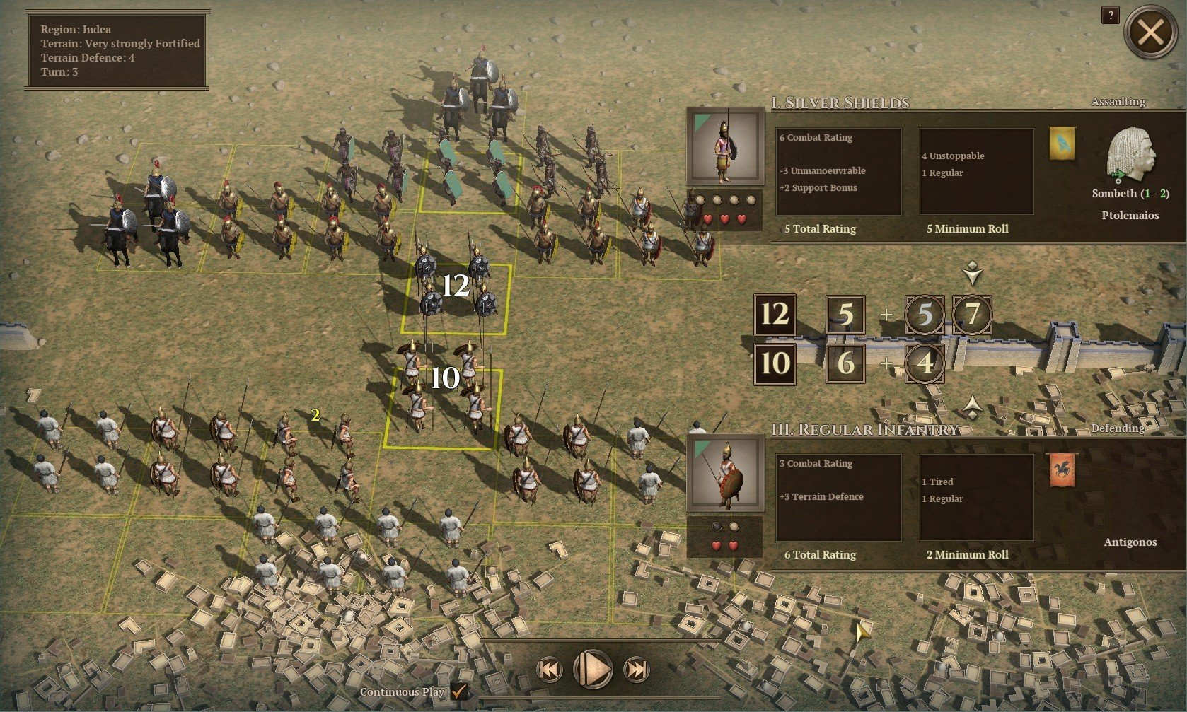 Field of Glory Empires 22