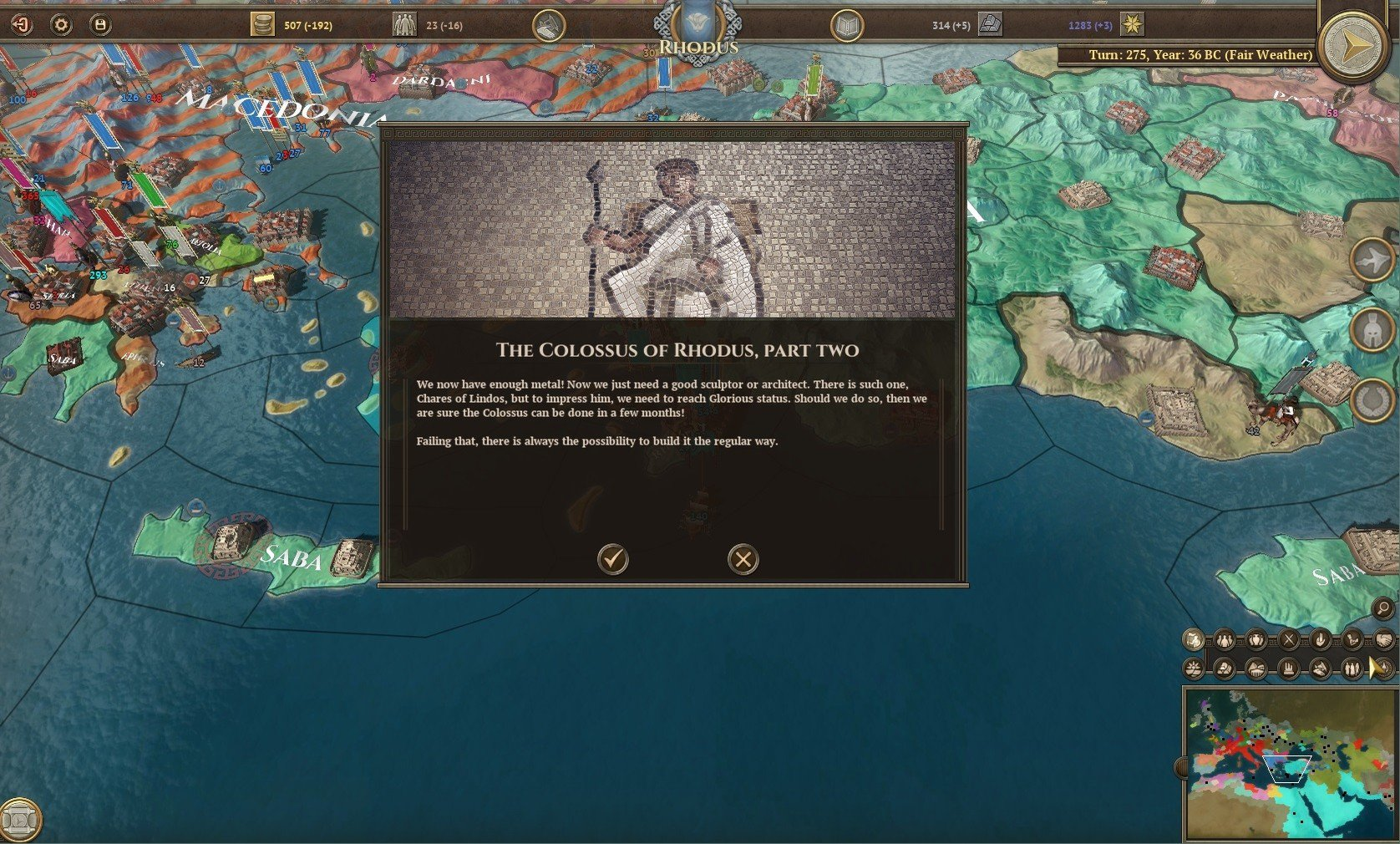 Field of Glory Empires 23