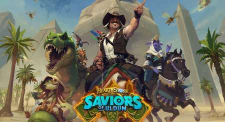 15x Hearthstone Saviors of Uldum Pack 3