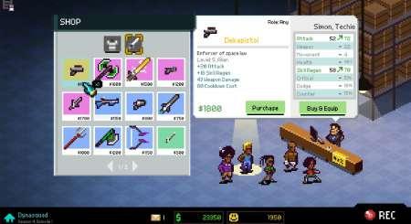 Chroma Squad 6