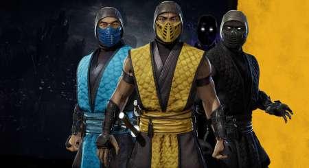Mortal Kombat 11 Klassic Arcade Ninja Skin Pack 1 1