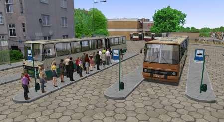 OMSI 2 Add-On Citybus i280 Series 3