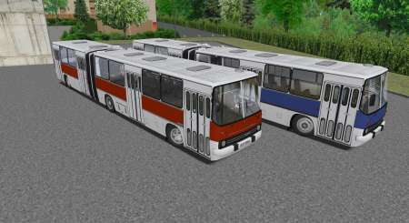 OMSI 2 Add-On Citybus i280 Series 4
