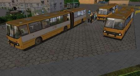 OMSI 2 Add-On Citybus i280 Series 7