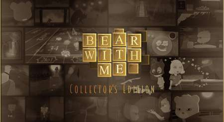 Bear With Me Collectors Edition 1