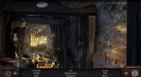 Chronicles of Mystery The Legend of the Sacred Treasure 2