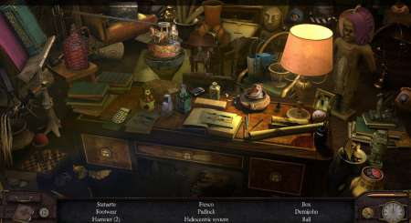 Chronicles of Mystery The Legend of the Sacred Treasure 3