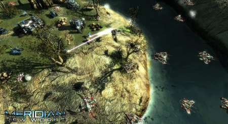 Meridian New World 8