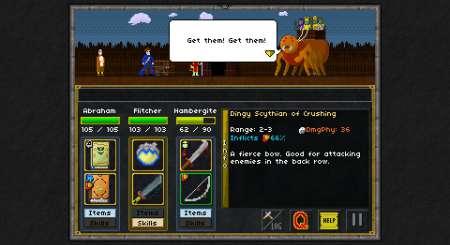 Pixel Heroes Byte & Magic 4