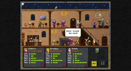 Pixel Heroes Byte & Magic 8