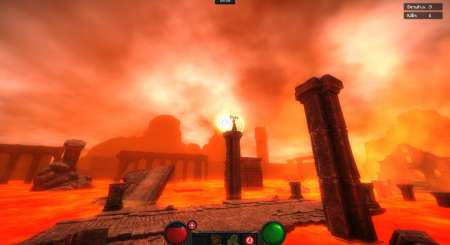 Purgatory War of the Damned 11