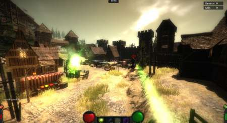 Purgatory War of the Damned 24