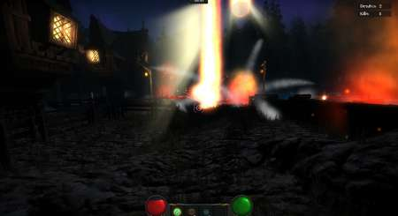 Purgatory War of the Damned 3