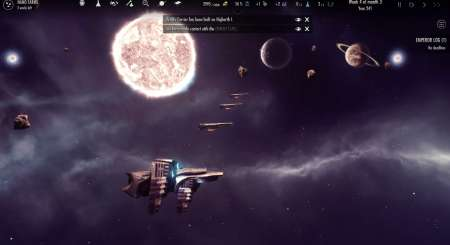 Dawn of Andromeda Subterfuge 5