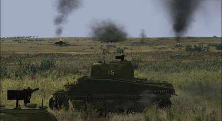 Tank Warfare Tunisia 1943 6