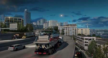 American Truck Simulátor Washington 1