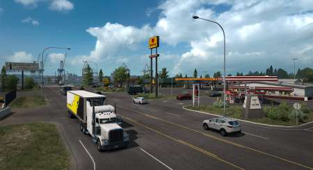 American Truck Simulátor Washington 14