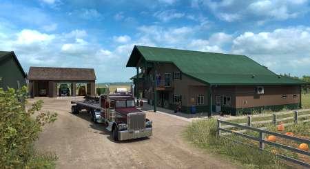 American Truck Simulátor Washington 16