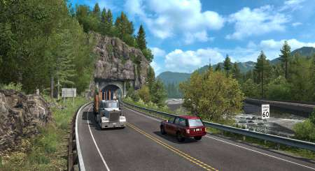 American Truck Simulátor Washington 19