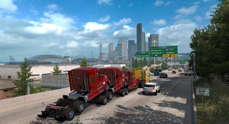 American Truck Simulátor Washington 4