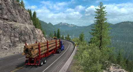American Truck Simulátor Washington 7