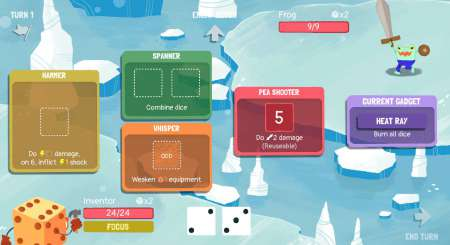Dicey Dungeons 1