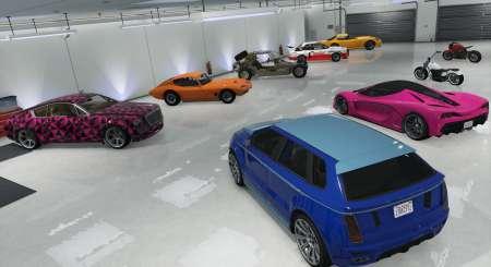 Grand Theft Auto V Criminal Enterprise Starter Pack 3