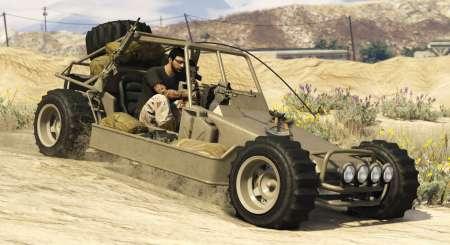 Grand Theft Auto V Criminal Enterprise Starter Pack 4