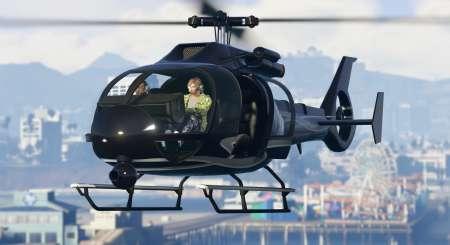 Grand Theft Auto V Criminal Enterprise Starter Pack 5