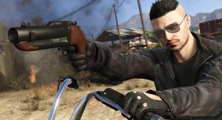 Grand Theft Auto V Criminal Enterprise Starter Pack 7