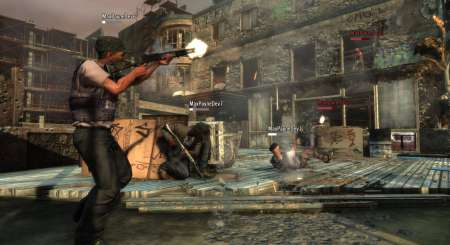 Max Payne 3 Local Justice Pack 5