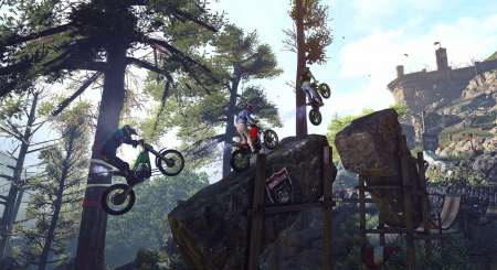 Trials Rising Gold Edition 4