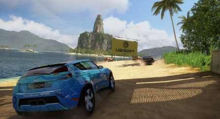 Trackmania 2 Lagoon 8