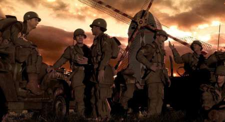 Brothers in Arms Hells Highway 2