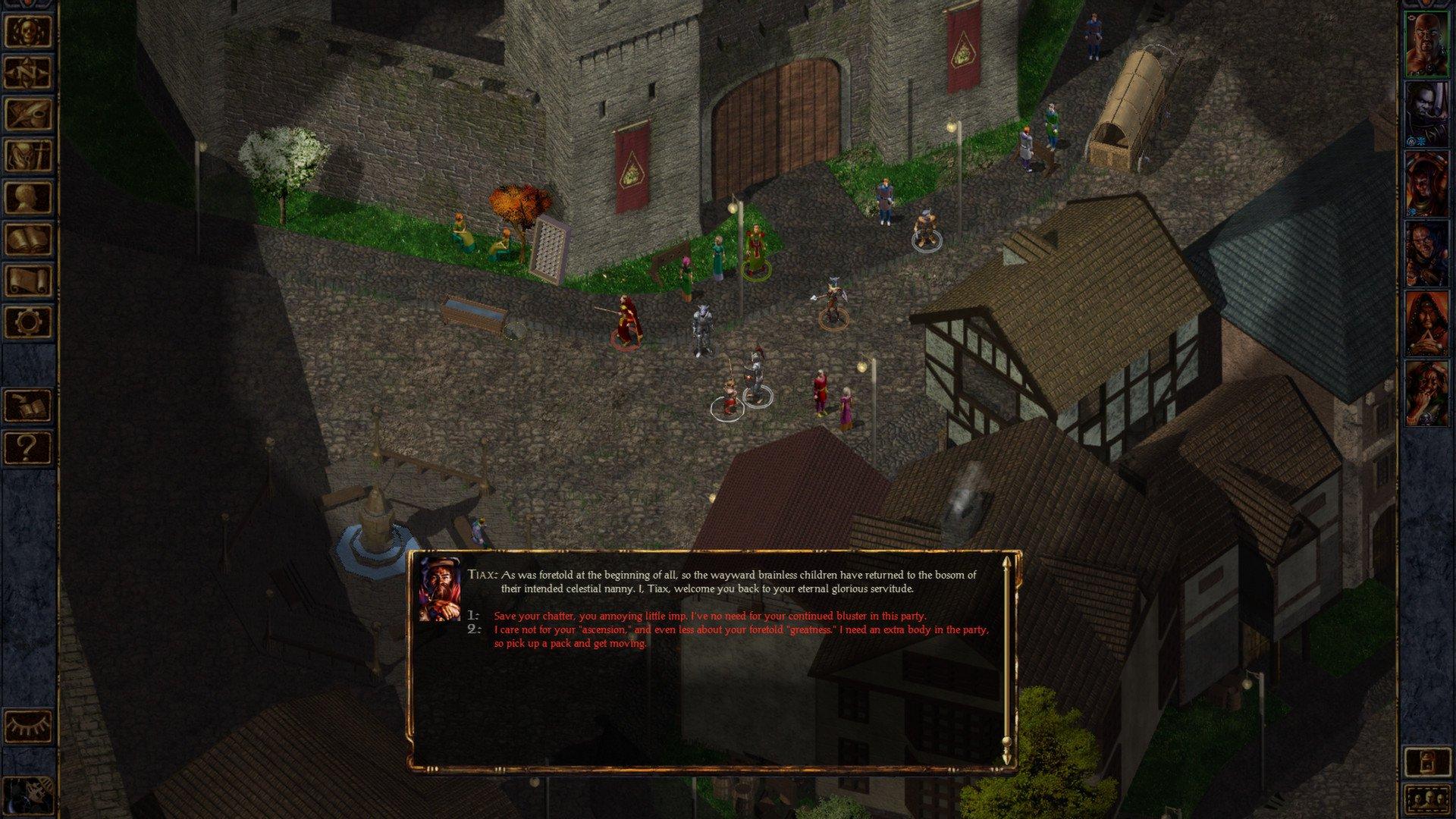 Baldurs Gate Enhanced Edition 3