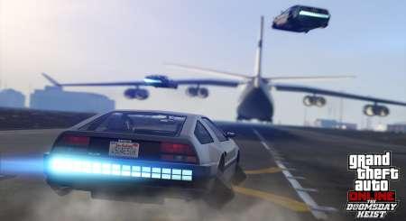 Grand Theft Auto V Premium Online Edition, GTA 5 1