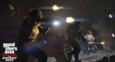 Grand Theft Auto V Premium Online Edition, GTA 5 2
