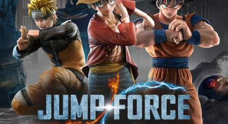 Jump Force Deluxe Edition 1