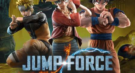 Jump Force Ultimate Edition 1