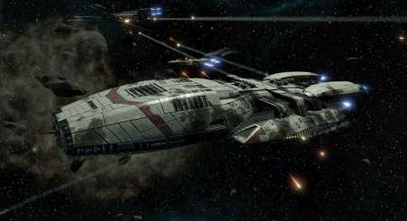 Battlestar Galactica Deadlock Anabasis 1