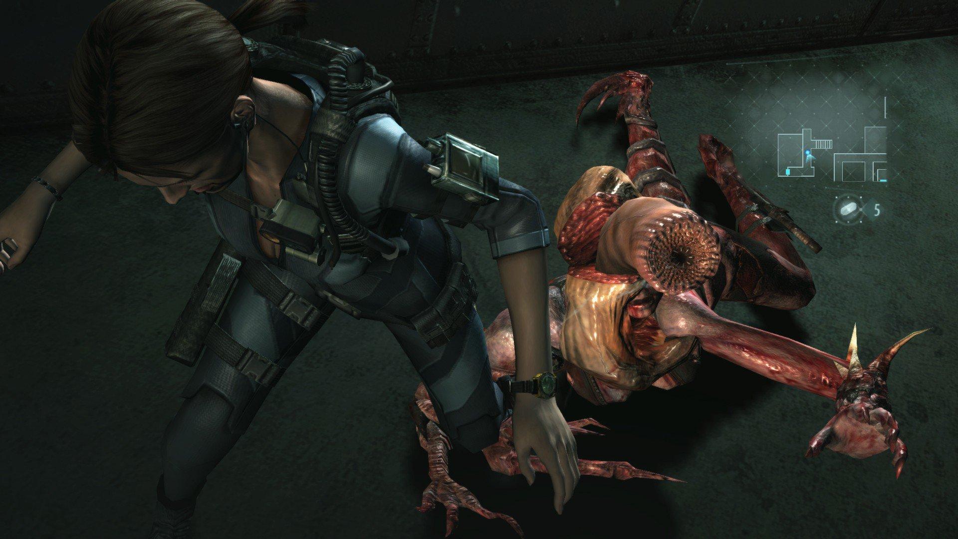 Resident Evil Revelations 13